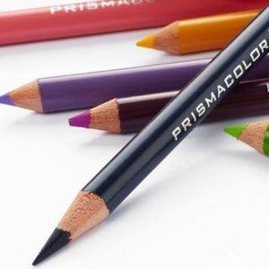 Prismacolor Office - Prismacolor Premiere 72 Pencil Crayons Tin Set